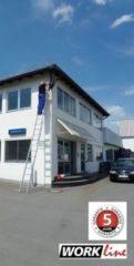 Euroline Alu Schiebe Leiter 2tlg - Work 11 Sprossen - Länge 5,70m