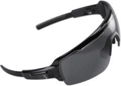 BBB Cycling Commander Fietsbril - Zonnebril met 3 lenzen BSG-61 - Glossy zwart
