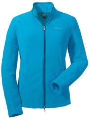 Fleecejacke Leona1 mit Technopile Fleece 20992-3070 Schöffel hawaiian ocean