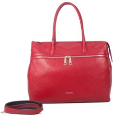 Rode GiGi Fratelli Romance Business laptoptas 15 inch red