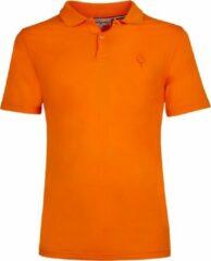 Oranje Q1905-Quick Heren Poloshirt Maat 4XL