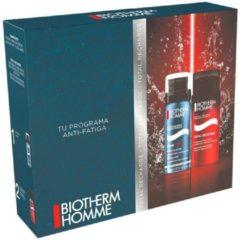 Cosmeticaset voor heren Total Recharge Biotherm (2 pcs)