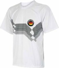 Witte Merkloos / Sans marque Duitsland Voetbalshirt Thuis Eigen Naam 2018-2020-XL