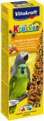 Vitakraft Papegaai Kracker - Vogelsnack - 2 stuks Amazonia