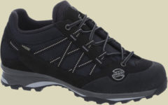 Hanwag Belorado II Low Bunion Lady GTX Damen Trailschuh Größe UK 7 black-black