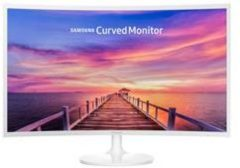 Samsung C32F391FWU LED-monitor 81.3 cm (32 inch) Energielabel A+ (A+++ - D) 1920 x 1080 pix Full HD 4 ms DisplayPort, HDMI VA LED