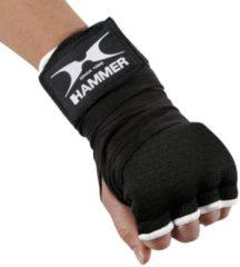 Hammer Boxing BINNENHANDSCHOEN Elastic Fit - zwart - Maat S-M