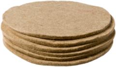 Pet Products Duivennest voor broedschaal - Vilt - Verpakt per 6 stuks