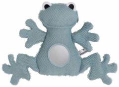 Groene Baby's Only stonegreen kikker 35 cm knuffel 35 cm