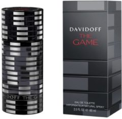 Davidoff The Game Eau de Toilette Spray 60 ml