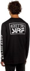 Quiksilver Ghetto Surf T-Shirt LS