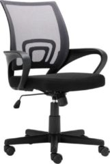 Clp Genius Bureaustoel - Netbekleding - Grijs