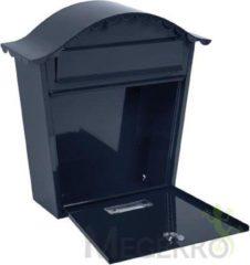 Perel Velleman aluminium gereedschapskoffer 320 x 230 x 155 mm - zwart 1821-n