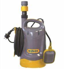 Hozelock 3-in-1 Dompelpomp - 350W - 0,75 bar - 7500 L - 5m aanzuigdiepte - vuil en schoon water