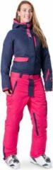 Marineblauwe Snowsuits Snow Angel Skipak