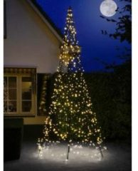 Fairybell licht kerstboom 400 cm 640 led warmwit zonder mast