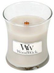 Woodwick Woodwick Warm Wool mini candle