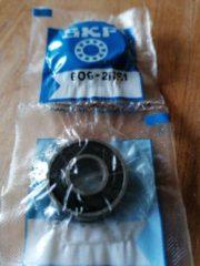 Lager SKF 609 2RS1 Inwendige diam.: 9 mm Uitwendige diam.: 24 mm Breedte: 7 mm