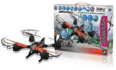 R/C Drone Loky 4+4 Channel RTF / Photo / Video / With Lights / 360 Fli