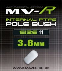 Witte Maver MV-R Internal Pole Bush - Maat 11- 3.8mm