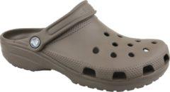 Crocs - Classic - Outdoor sandaal maat M6 / W8 bruin/olijfgroen