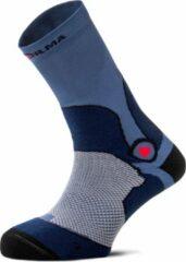 Enforma trekking cross dry fit - Sportsokken - 42-44 - blauw combi