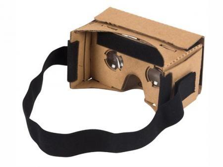 """Afbeelding van 3d Virtual Reality Viewer Voor Smartphone - Max. Afmetingen 7.5 X Ca. 15 Cm (2.95 X Ca. 5.73"""")"""
