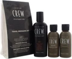 American Crew Travel Grooming Kit 3 in 1