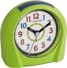 Groene KinderWekker Christoffel - 1001-06