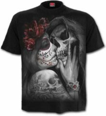 Spiral Direct Heren Tshirt -M- DEAD KISS Zwart