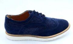 Blauwe Santoni Delave Classic- Sneakers Meisjes- Maat 31