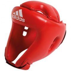 Rode Adidas Rookie Children - Hoofdbeschermer - L - Rood