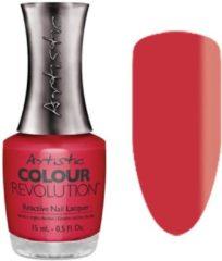Roze Artistic Nail Design Colour Revolution Sexy