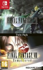 Square Enix Final Fantasy VII en VIII Twin Pack - Switch