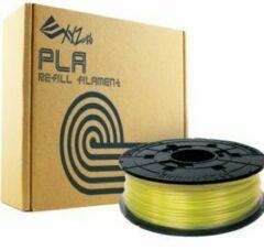 DaVinci XYZprinting RFPLBXEU03B Polymelkzuur Transparant, Geel 600g 3D-printmateriaal