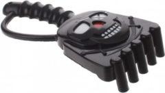 Merkloos / Sans marque Zwart mini piraten harkje 21 cm