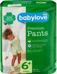 Babylove Premium Pants Luierbroekjes - maat 6+ - XXLplus - 18+ kg (18 stuks)