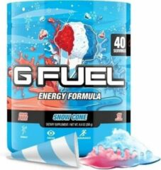 GFuel Energy Formula - Snow Cone Tub