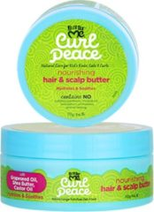 Just For Me - Curl Peace - Nourishing Hair & Scalp Butter - 118ml