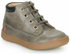 Zwarte Hoge Sneakers GBB NORMAN