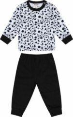 Beeren Baby Pyjama Soccer/Zwart 50/56