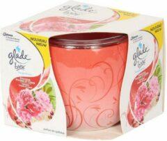 Glade by Brise Cherry & Peony Geurkaars in Decoratief Glazen Potje 120gr.