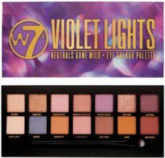 Beige W7 Violet Lights Neutrals Gone Wild Oogschaduw Palette