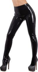 Latex Panty - Zwart XXL