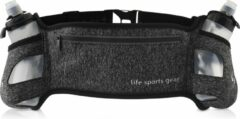 Grijze Life Sports Gear Wave Belt S/M