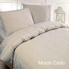 Papillon Monte Carlo - Dekbedovertrek - Tweepersoons - 200x200/220 cm + 2 kussenslopen 60x70 cm - Ivoor
