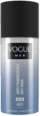 Vogue Men Sky High Deodorant Spray Anti-transpirant