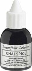 Sugarflair 100% Natuurlijke Smaakstof - Chai Kruiden - 30ml