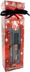 W7 cosmetica Christmas Box - Roze - Lip potlood / lipgloss