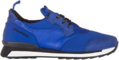 Blue Hogan Rebel Scarpe sneakers uomo in pelle r261 slip on allacciato